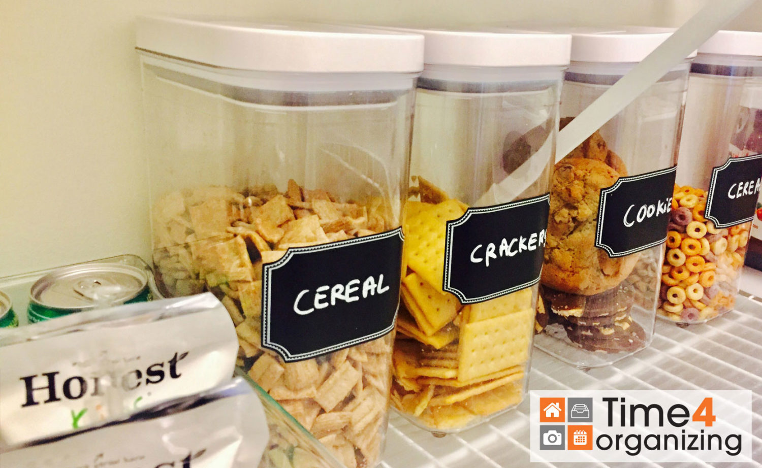 kitchen pantry containers