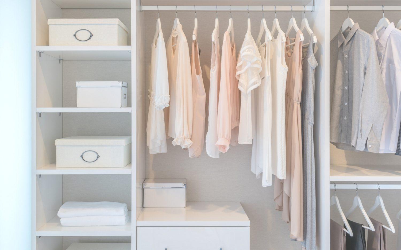time 4 organizing closet