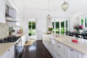 Organized kitchen - professional organizer