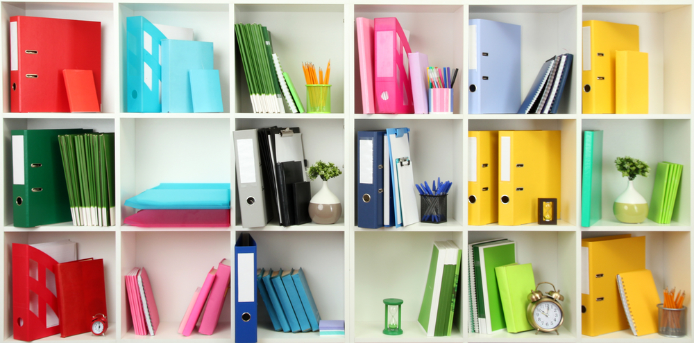 organized office supplies time 4 organizing